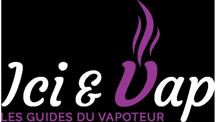 logo Ici et Vap les guides du vapoteur