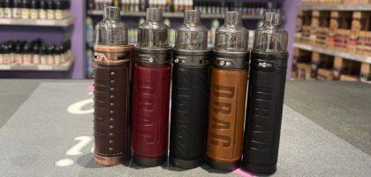 Présentation E-Cigarette <br /> Drag X de Voopoo